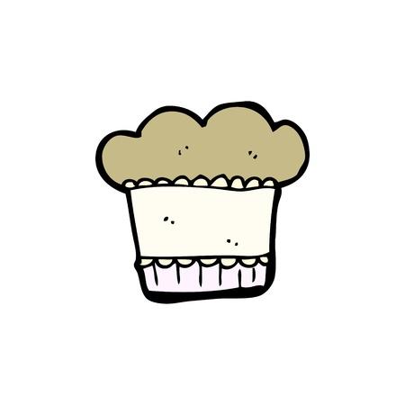 cartoon muffin Stock Vector - 15799259