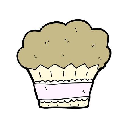 cartoon muffin Stock Vector - 15799269