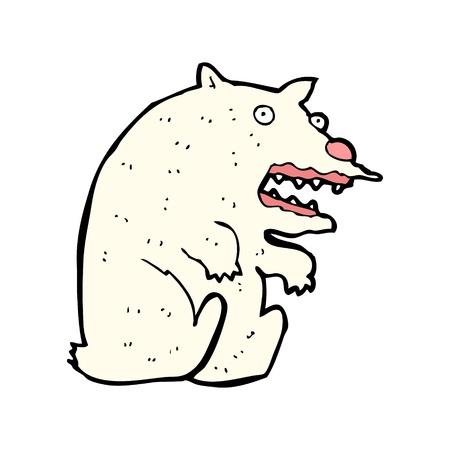 polar bear Stock Vector - 16968180