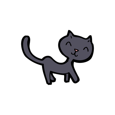 cartoon cat Stock Vector - 16967708