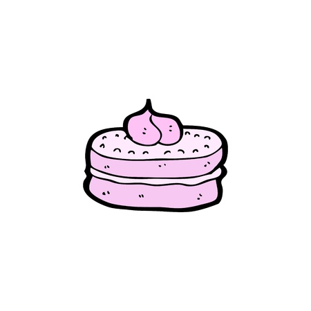 cake cartoon Stock Vector - 20304976