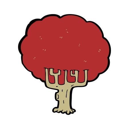 cartoon tree Stock Vector - 20304980
