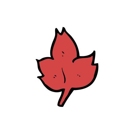 cartoon leaf, Stock Vector - 20239924