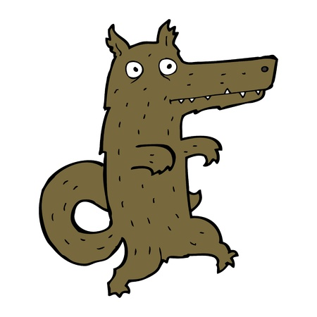 wolf Stock Vector - 16967160