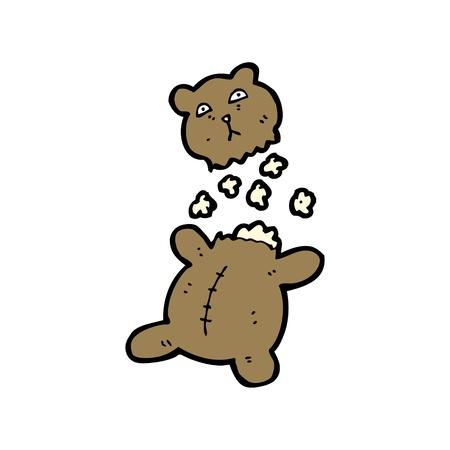 teddy bear Stock Vector - 16891945
