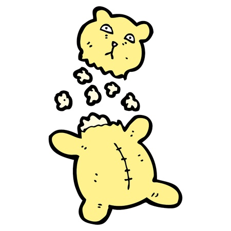 cartoon teddy bear Stock Vector - 16533851