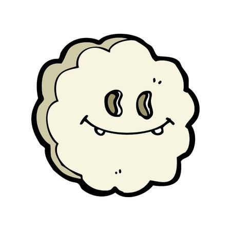 cartoon retro cloud cartoon Stock Vector - 16533362