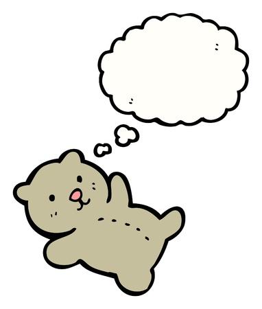 cartoon teddy bear Stock Vector - 16533599