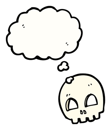 cartoon skull Stock Vector - 16533595