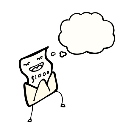caption: cute cartoon character with caption box