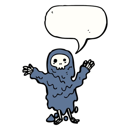 bijschrift: cute cartoon karakter met bijschrift box