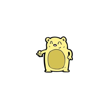 cartoon bear Stock Vector - 16126570
