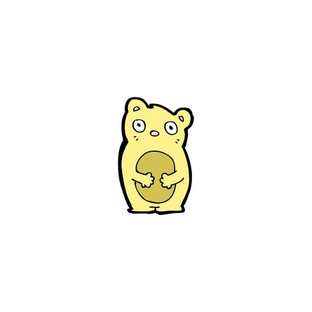 cartoon bear Stock Vector - 16126569