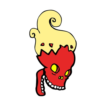 Cartoon creature Stock Vector - 16120579