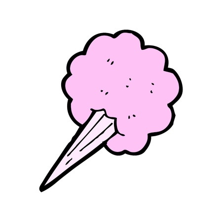 cartoon ice cream cone Vector