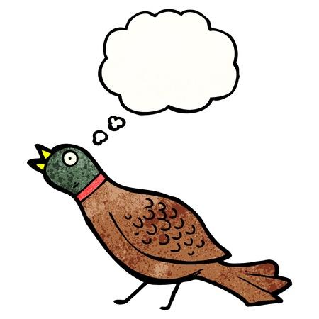 Cartoon avec texture isolé sur blanc Banque d'images - 21145981