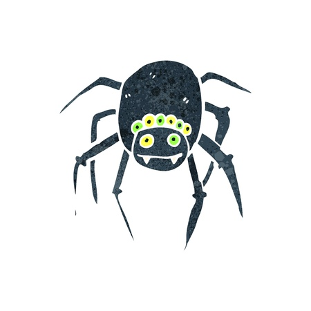 Cartoon spider Banque d'images - 103680696