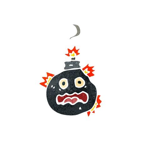 cartoon bomb Stock Vector - 25023445