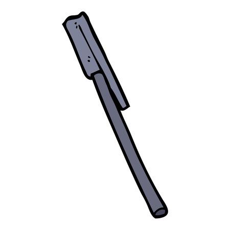 rollerball: cartoon pen