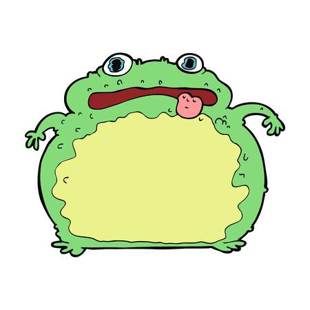 crazy frog: cartoon funny frog
