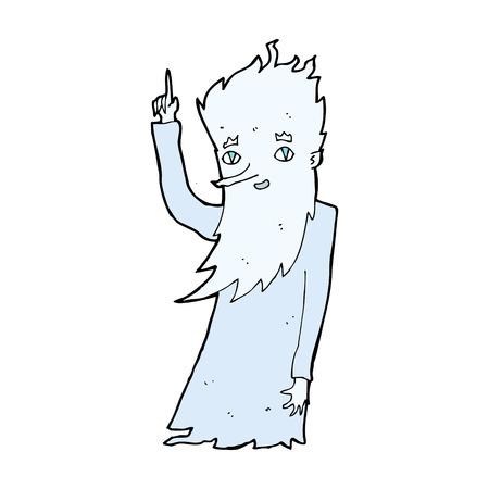 jack frost: jack frost cartoon