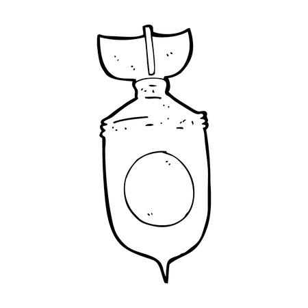 cartoon bomb Stock Vector - 25017428