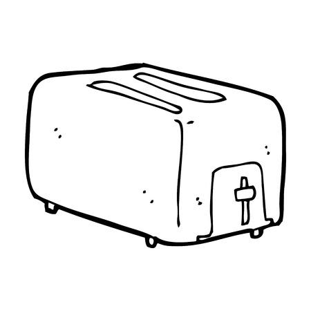 cartoon broodrooster
