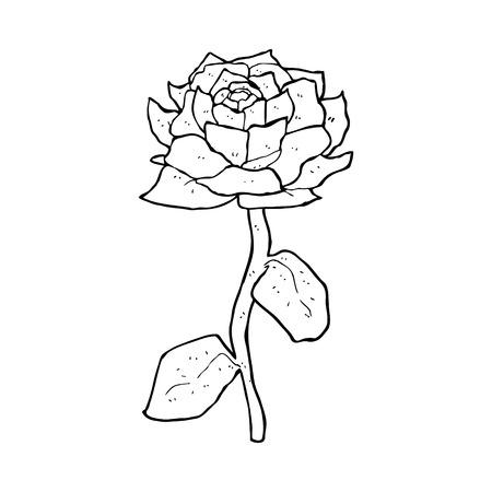 Bande dessinée rose Banque d'images - 25011229