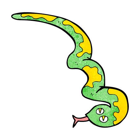 hissing: fumetto sibilo di serpente
