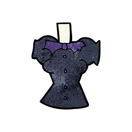 quirky: cartoon vampire body (mix and match cartoons or add own photo)