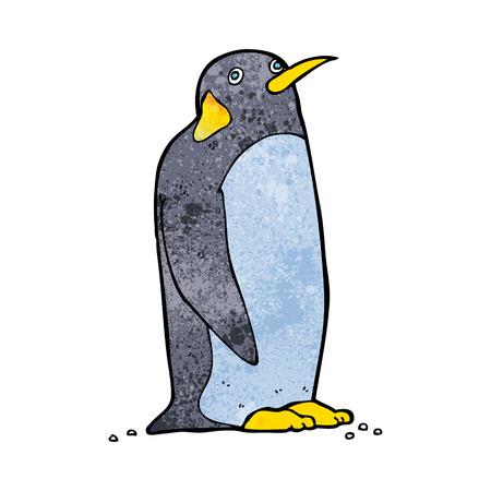 cartoon penguin: cartoon penguin Illustration