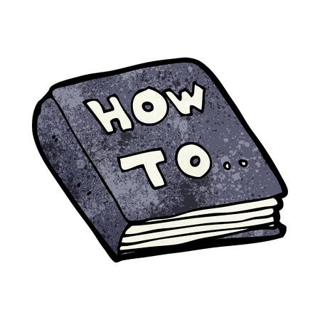 how: de dibujos animados como reservar Vectores