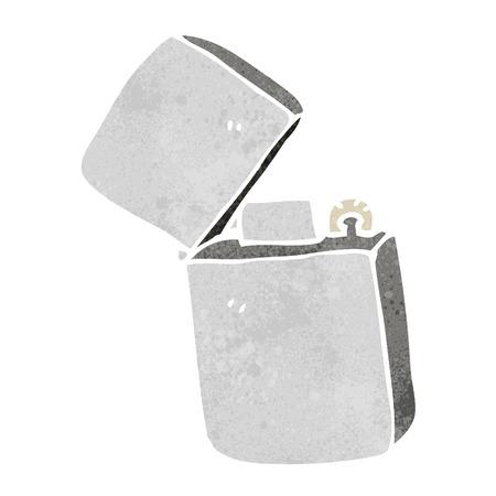 lighter: cartoon metal lighter