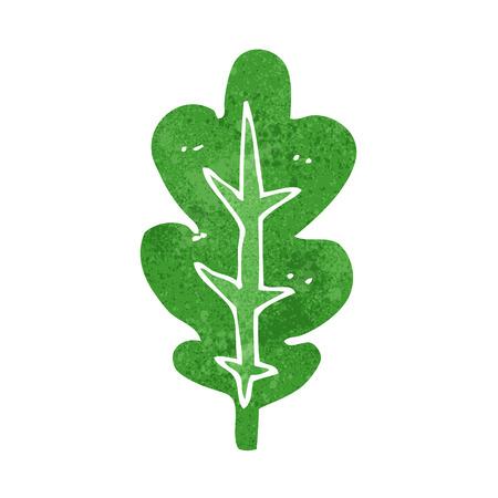 cartoon leaf symbol,
