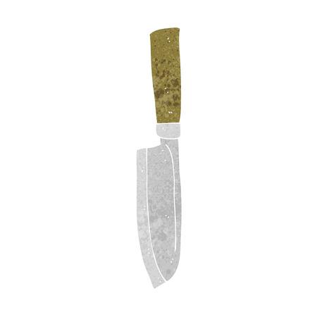 cartoon kitchen: cartoon kitchen knife