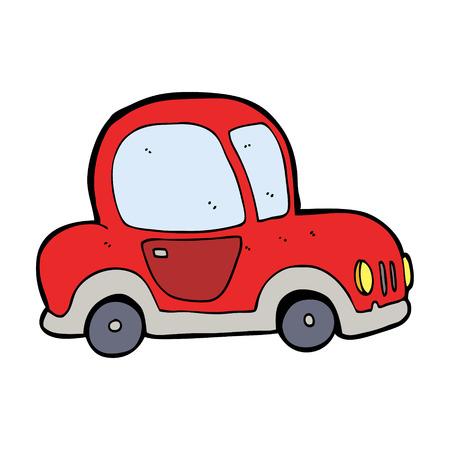 crazy cartoon: cartoon car