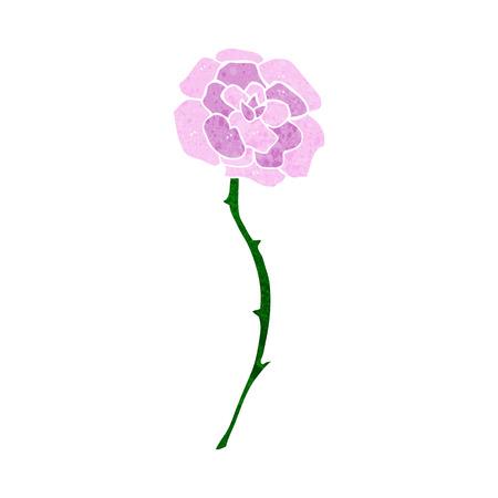 rose tattoo: rose tattoo cartoon