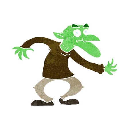 goblin: cartoon goblin