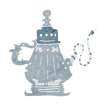 narghil�: cartone animato narghil�