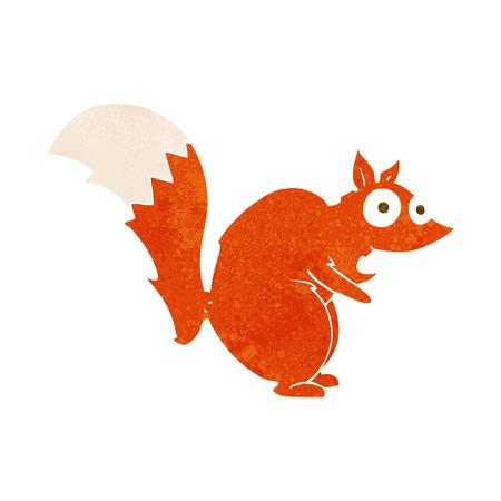 startled:  funny startled squirrel cartoon
