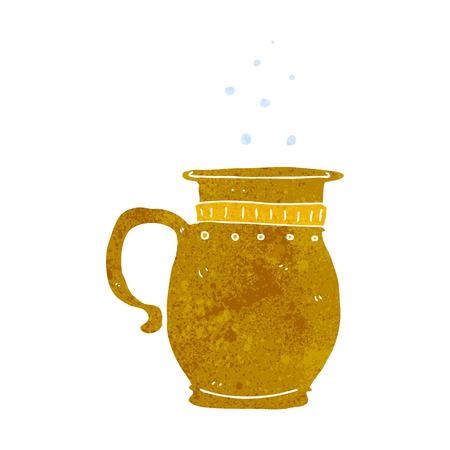 tankard: cartoon beer tankard