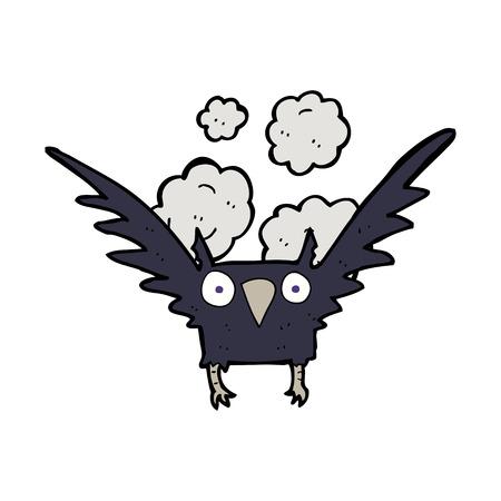 cuervo: historieta del p�jaro fantasmal