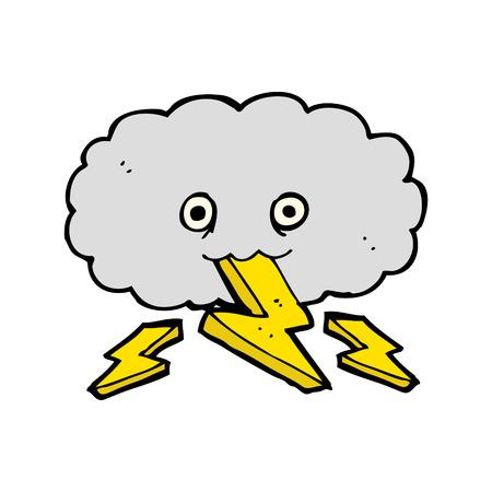 thundercloud: fumetto nube temporalesca