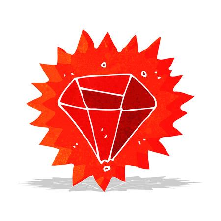 ruby: cartoon ruby