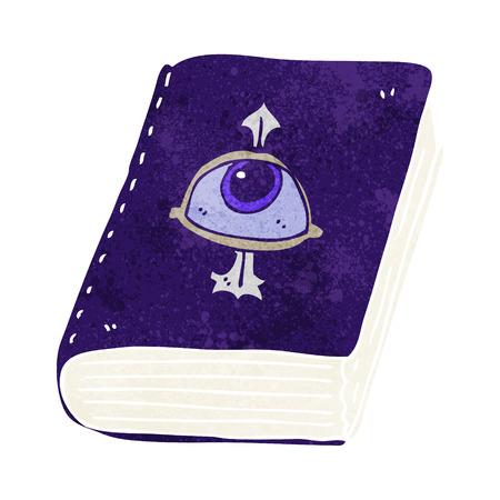 mani legate: cartone animato magia libro