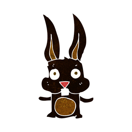 Conejo de dibujos animados Foto de archivo - 30779797