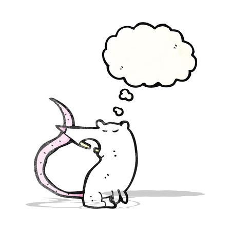 cartoon rat: cartoon rat Illustration