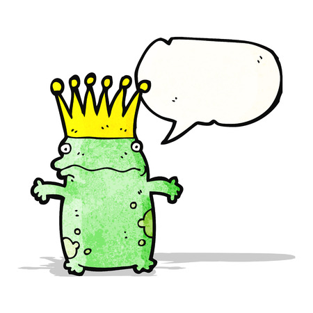 the frog prince: frog prince cartone animato