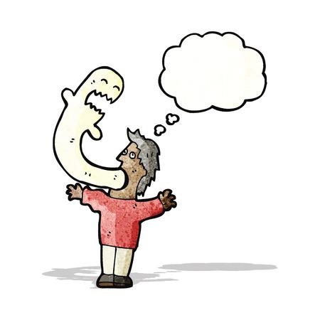 exorcism: cartoon exorcism