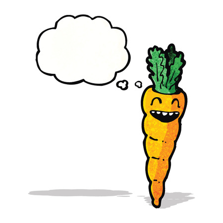 cartoon carrot: cartoon carrot